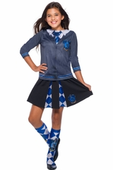 Rubie's 39032 Kids/Adult Ravenclaw Skirt