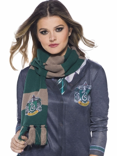 Rubie's 39034 Kids/Adult Deluxe Slytherin Scarf