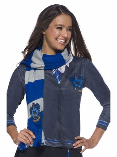 Rubie's 39036 Kids/Adult Deluxe Ravenclaw Scarf