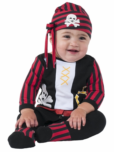 Rubie's 510059 Pirate Boy Infant Costume