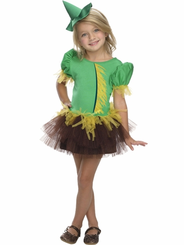 Rubie's 610088 The Wizard Of Oz Scarecrow Tutu Costume