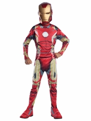 "Rubie's 610436 Marvel Avengers Age of Ultron Iron Man ""Mark 43"" Costume"