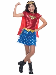 Rubie's 610749 Wonder Woman Tutu Dress Costume
