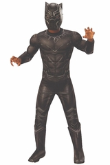 Rubie's 620593 Civil War Black Panther Deluxe
