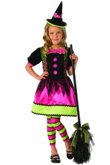 Rubie's 641100 Kids Bright Witch