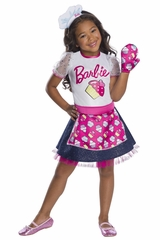 Rubie's 641209 Kids Barbie Chef Costume