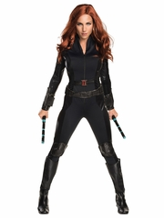 Rubie's 810973 Marvel Civil War Black Widow Adult Costume