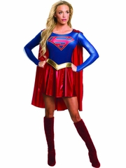Rubie's 820238 Adult Supergirl Costume