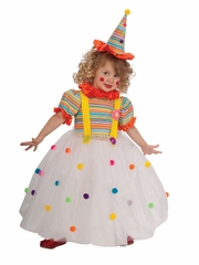 Rubie's 881225 Candy Clown Costume