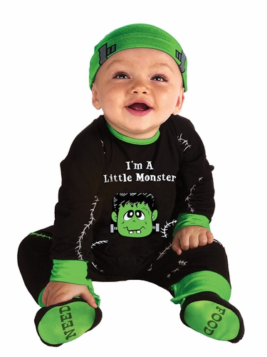 Rubie's 881509 Little Monster Infant Costume