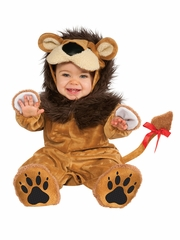 Rubie's 881522 Lil Lion Infant Costume