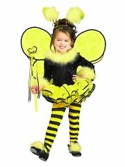 Rubie's 885289 Bumble Bee Tutu Costume