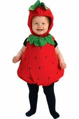 Rubie's 885589 Berry Cute Strawberry Costume