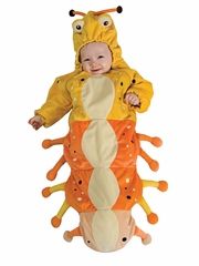 Rubie's 885714 Caterpillar Baby Costume