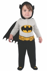 Rubie's 887600 Romper Infant Batman Costume