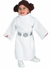 Rubie's 888135 Star Wars Princess Leia Toddler Costume