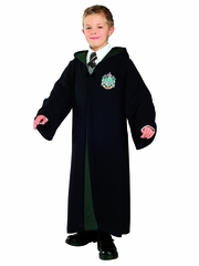 Rubies 884258 Harry Potter Slytherin Costume