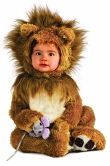 Rubies 885172 Lion Cub Infant Costume