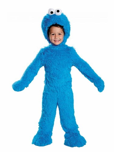 Sesame Street Cookie Monster Extra Deluxe Plush