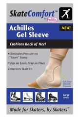 Skate Comfort By PediFix SC1400 Archilles Gel Sleeve