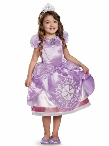 Sofia The First Light-Up Motion-Activated