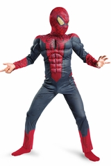 Spider-Man Movie Classic Muscle Boys Costume