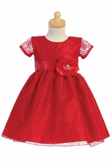 swea pea lilli c523 lace holiday dress
