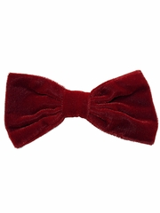 Swea Pea & Lilli HB4 Red Velvet Hair Bow