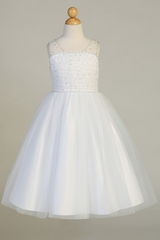Swea Pea & Lilli SP647 Beaded Tulle Dress