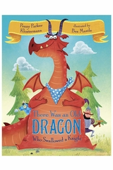 There Was An Old Dragon Who Swallowed A Knight Book