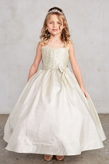 Tip Top 5777 Gold Illusion Glitter Ballgown