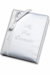 "White Satin ""My First Communion"" Photo Album"