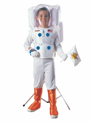 Young American Heroes Astronaut Costume