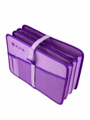 ZUCA Document Organizer- Lilac/Purple