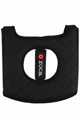 ZUCA Flyer Seat Cushion- Black/Black
