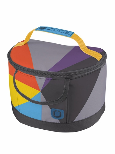 ZUCA Lunchbox- Colorblock Party