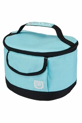 ZUCA Lunchbox- Turquoise