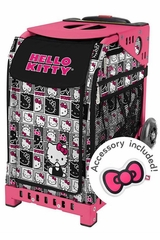 ZUCA Print Inserts - Hello Kitty Masterpiece w/ Keychain Accessory