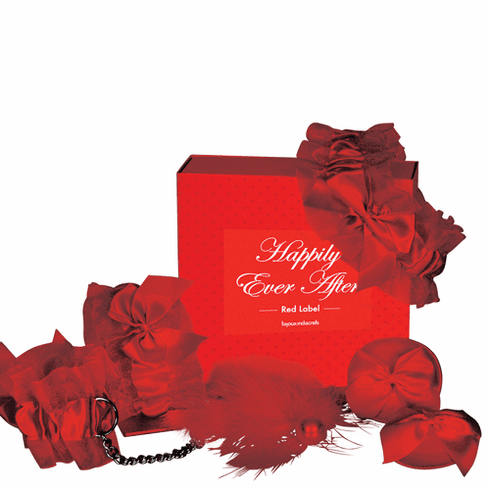 Happily Ever After Bridal - Red