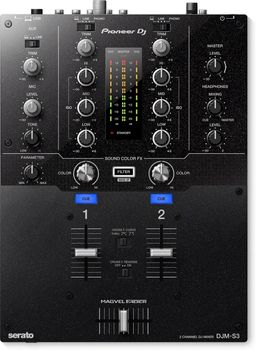 Pioneer DJM-S3 2-channel Mixer