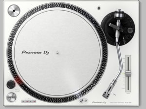 Pioneer PLX-500-W White DJ Turntable