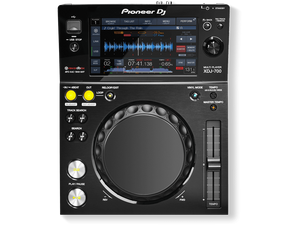 Pioneer XDJ-700 Rekordbox-ready, Compact Digital Deck