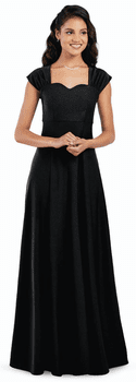 Concerto<br>Sleeveless Queen Anne Choir Dress