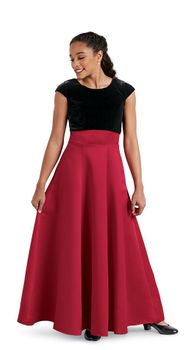 Velvet & Satin Youth Kasper Dress
