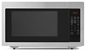 Whirlpool 2.2 cu ft Countertop Microwave with Fingerprint Resistant Stainless Steel, UMC5225GZ