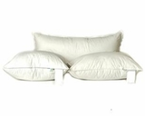 Cloud Nine Comforts 50/50 Pillow Featured at Venetian Las Vegas - Standard Size - Three (3) Pillow Set