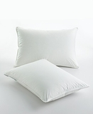 Cloud Nine Comforts 50/50 Pillow Featured at Venetian Las Vegas - Standard Size - Two (2) Pillow Set