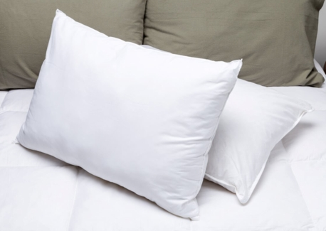 Soft and Firm Support Pillows Combo Set - King Size (Includes 2 Pillows) Featured In Crown Plaza ®
