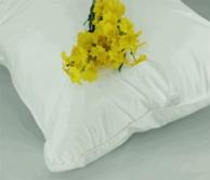 Down Alternative Eco Pillow- Featured in Many JW Marriott ® Hotels