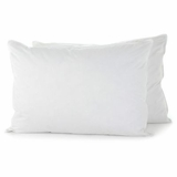 Down Etc. ® 75% White Goose Feather 25% White Goose Down Standard Pillow- Featured at the St. Julien Hotel in Boulder Colorado (2 Standard Pillows)